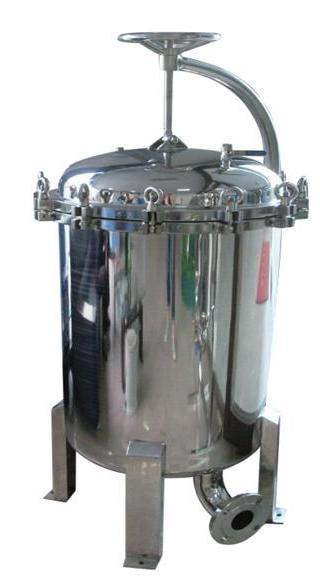 Stainless steel – Multi bag filters