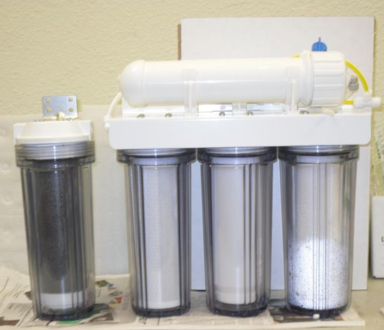 Fish tank Reverse Osmosis