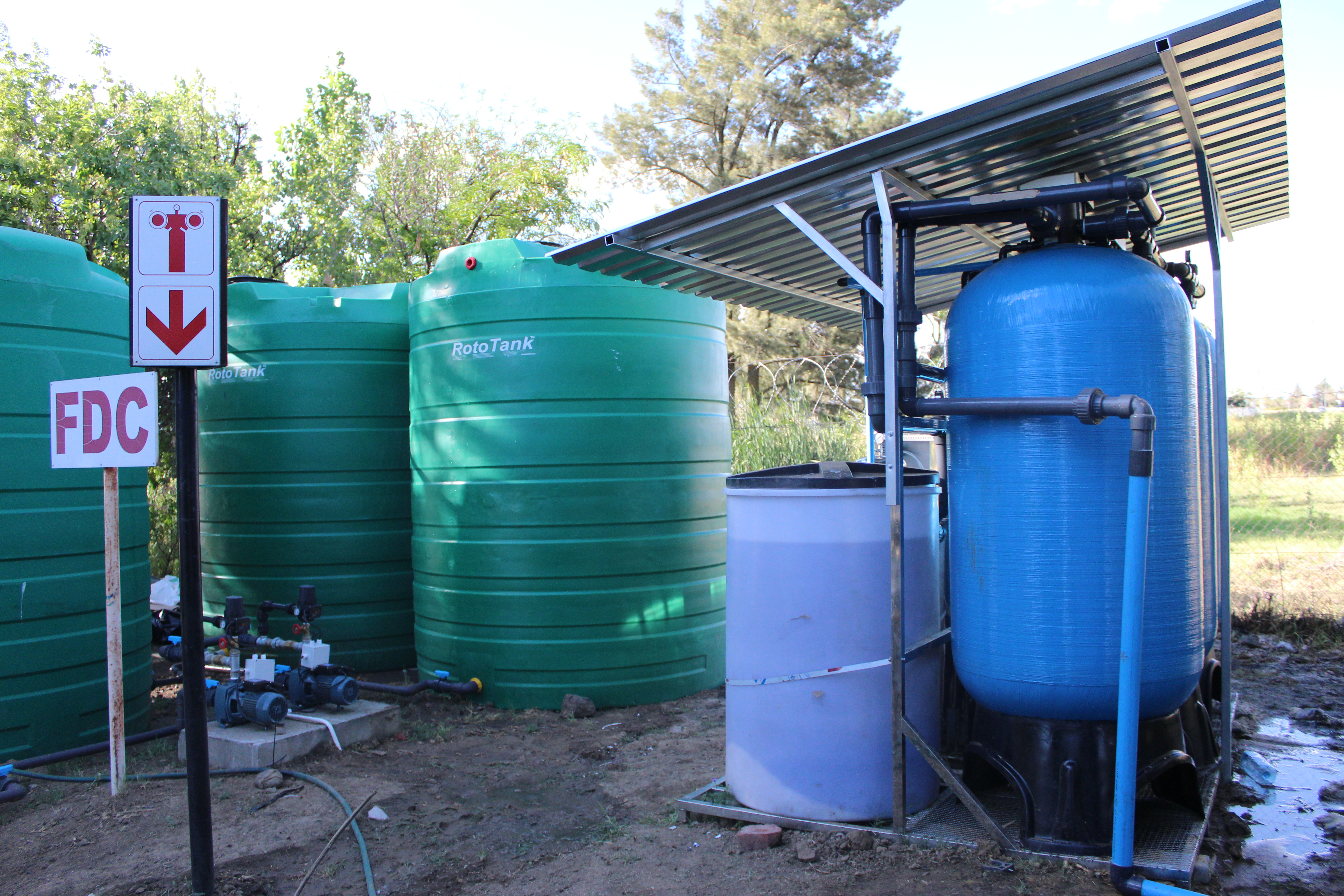 Clean water South Africa , Water Purification KZN , Water Filtration system install