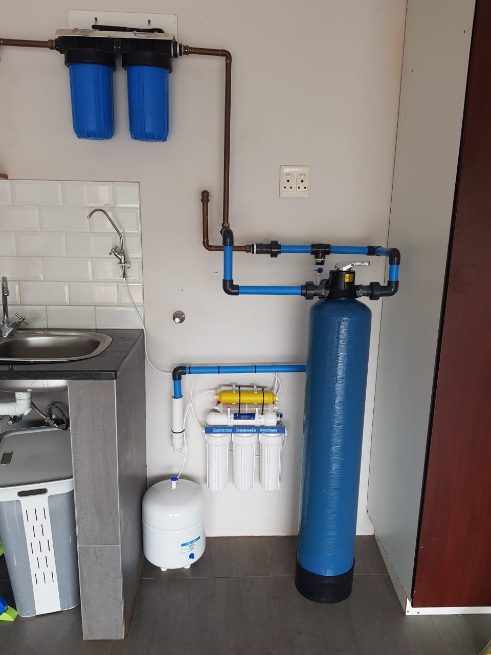 Waterguru Waterpurification-unit Umhlanga